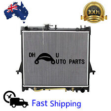 Radiator For Holden Rodeo RA 3.5L 3TD 03-07 Isuzu DMAX D-MAX 07-12 3L Diesel AT
