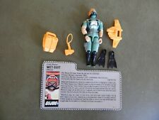 Hasbro GI Joe--WET-SUIT SEALS Action Figure 1986 with Accessories