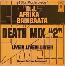 Afrika Bambaataa - Death Mix 2 [CD New]