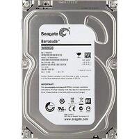 Seagate 3TB 8.9cm 7200rpm 64Mb Cache Sata3 Festplatte ST3000DM001