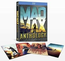 MAD MAX ANTHOLOGY (1979-2015) ROAD WARRIOR+BEYOND THUNDERDOME+FURY ROAD BLU-RAY