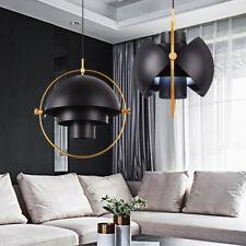 Black Lamp Kitchen Pendant Light Home Ceiling Lights Bedroom Chandelier Lighting