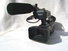 Sony HVR-A1E HDV Camcorder.High Def. Professional. Low Hrs. 1-Yr. Warranty.