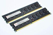 HYNIX 2GB (2x1GB) DDR3-1333 PC3-10600U DIMM HMT112U6TFR8C-H9 N0 AA-C MEMORY