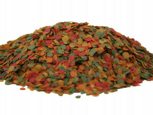 Pro Crisp Mix FISH FOOD For NEON, MALAWI TETRA DISCUS BETTA GUPPY TROPICAL FISH