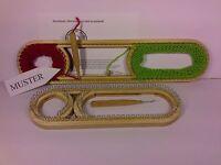 88 Strickrahmen M verstellbar Strickring Strickstab Strickbrett Knitting Loom