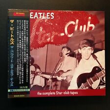 The Complete Star Club Tapes 1962 by The Beatles (CD's, 2018, OOP, Japan Import)