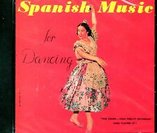 SPANISH MUSIC / MUSICA ESPAÑOLA/ MUSICA DE ESPAÑA PARA BAILE - CD