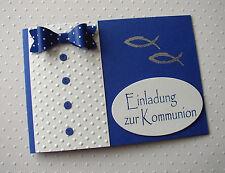 einladungskarten für kommunion und konfirmation | ebay, Einladungsentwurf
