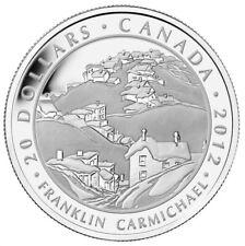 2012 Canada $20 Fine Silver Coin - Franklin Carmichael - Group of Seven