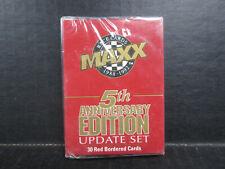 1992 Update Set Maxx Race Cards 1988-1992