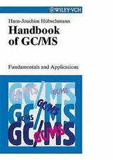 Handbuch Von Gc / Ms: Grundlagen Und Anwendungen Hardcover H.J.Hubschumann