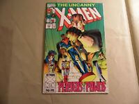 The Uncanny X-Men #299 (Marvel 1993) Free Domestic Shipping