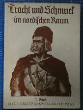 Hans Reinerth Tracht und Schmuck im nordischen Raum Curt Kabitzsch H-19424