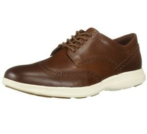 Men Cole Haan Grand Tour Wing Oxfords Leather Woodbury Shoes Sneakers