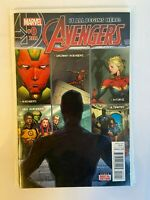 Avengers 0 2015 1st App of The Ultimates and Reed Richards as The Maker Hot Key