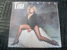 TINA TURNER---PRIVATE DANCER  VINYL ALBUM.
