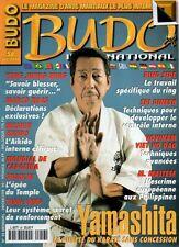 BUDO INTERNATIONAL  N° 56   DECEMBRE 1999