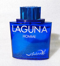 RARE Man Perfume ✿ LAGUNA  HOMME by SALVADOR DALI ✿ Spray Parfum 100ml PARIS