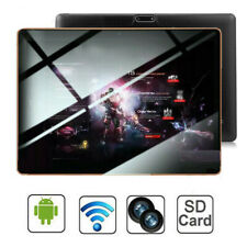 "10.1"" inch Android 9.0 Tablet PC 4+64GB Full HD Screen WIFI Dual SIM GPS Phablet"