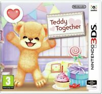 Teddy Together   Nintendo 3DS   2DS   Brand New & Sealed