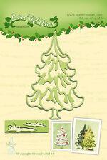 LEA 'i settori di taglio e goffratura morire per albero di Natale 45.2328 Leane