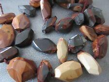 Wonder Stone Faceted Freeform Beads 29pcs