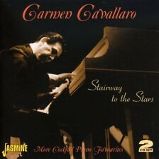 Carmen Cavallaro - Stairway To The Stars More Cocktail Piano Favorites [CD]