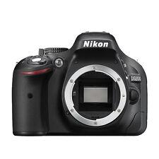 Nikon D5200 Digital SLR Camera Body 24.1 MP Black BRAND NEW
