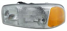Gmc Sierra Pickup Truck 99-06 Left Driver Lh Side Hand Headlight Headlamp