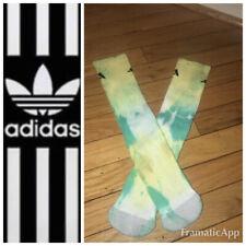 Adidas Tye Dye Socks Sz 9-11