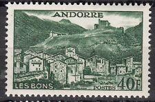 TIMBRE ANDORRE FRANCE NEUF  N° 151 *  LE HAMEAU DES BONS