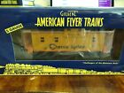 American Flyer 6-47982 Chessie System Extended Vision Caboose 3181 New