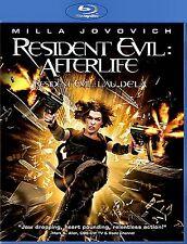 NEW BLU-RAY // Resident Evil: Afterlife //Milla Jovovich,   Kim Coates