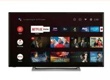 "Toshiba 43UA3A63DB 43 Inch 4K Ultra HD Smart Android TV New sealed Google TV 43"""