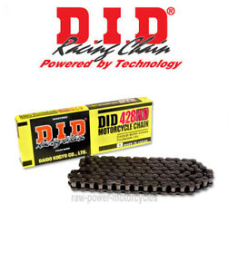 Generic Code 125 S 2015 DID Drive Chain 428 HD 126 Links + Spring Link