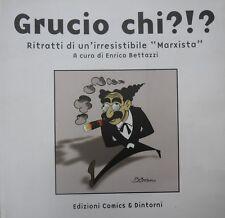 GRUCIO CHI ?!? ed.comics e dintorni - Dylan Dog - Giardino , Milazzo, Enoch ecc.