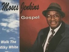 MOSES JENKINS GOSPEL Walk The Milky White Way SEALED new rare