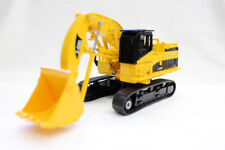 C-COOL 1/64 Scale Front Shovel With Metal Tracks Construction Vehicle Model Toys