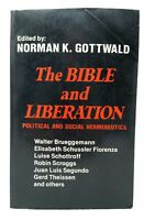 The Bible and Liberation : Politics and Social Hermeneutics (1983) CHRISTIAN