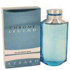 Chrome Legend by Azzaro Eau De Toilette Spray 4.2 oz / 125 ml (Men)