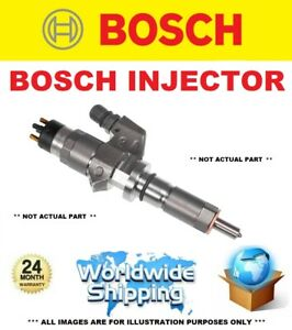 BOSCH INJECTOR for MERCEDES BENZ S-CLASS Coupe S450 4matic (217.364) 2017->on