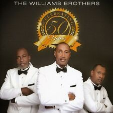 The Williams Brothers - Celebrating 50 Years [New CD]
