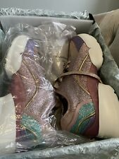 Kate Spade Cloud Glitter couch shell women's shoe's Sneaker's Purple Pink 9.5 M