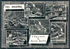 Sondrio Masino Foto cartolina C4552 SZA