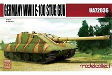Modelcollect UA72036 1/72 Germany WWII E-100 Stug Gun