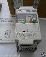 OMRON SYSDRIVE 3YSDRIVE INVERTER 3G3JV 0.4 KW,PART NO.3G3JV-A2004
