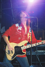 "12""*8"" concert photo of Glenn Hughes playing at Dudley in 2003"