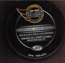 2008 Ahl All Star Skills Official Game Puck Rare Very Hard To Find