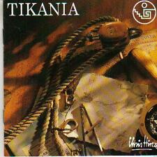 jazz cd CHRIS HINZE TIKANIA FLUTE NEW AGE - JAZZ